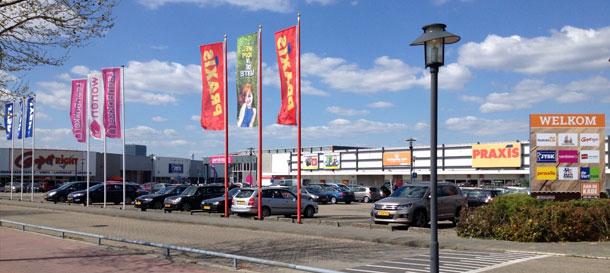 Kom winkelen in Eindhoven, kom naar Aan de Kade