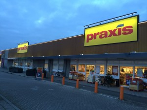 Verlichting Praxis Aan de Kade Eindhoven